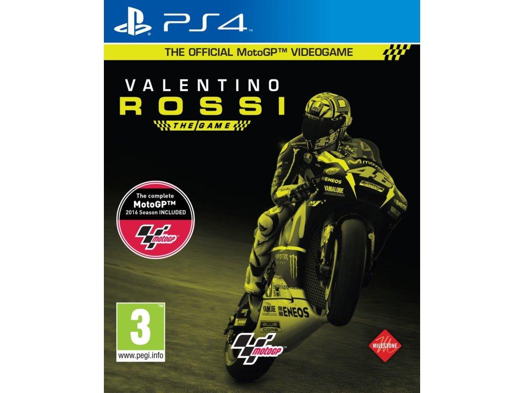 PS4 Moto GP Valentino Rossi - The Game (nová)