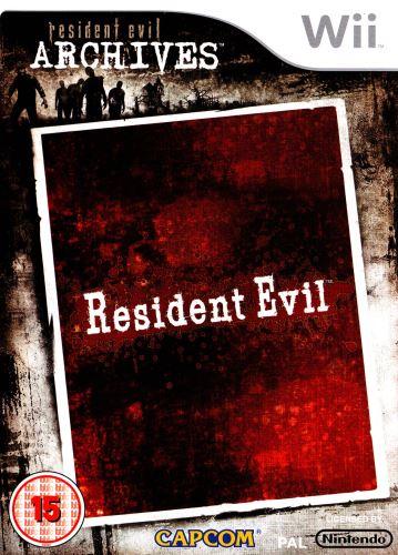 Nintendo Wii Resident Evil Archives : Resident Evil