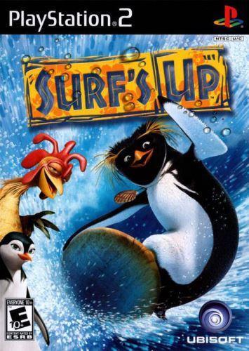 PS2 Divoké Vlny - Surfs Up