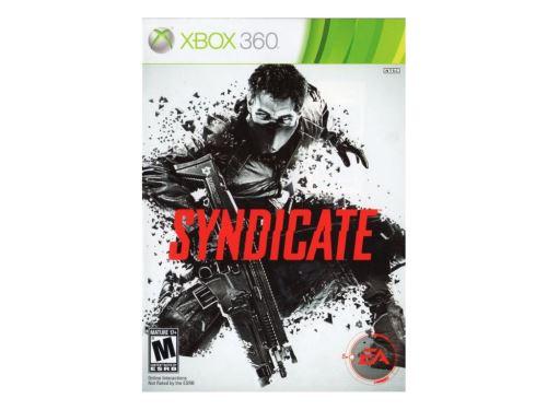 Xbox 360 Syndicate