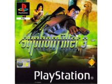 PSX PS1 Syphon Filter 3