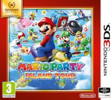Nintendo 3DS Mario Party: Island Tour