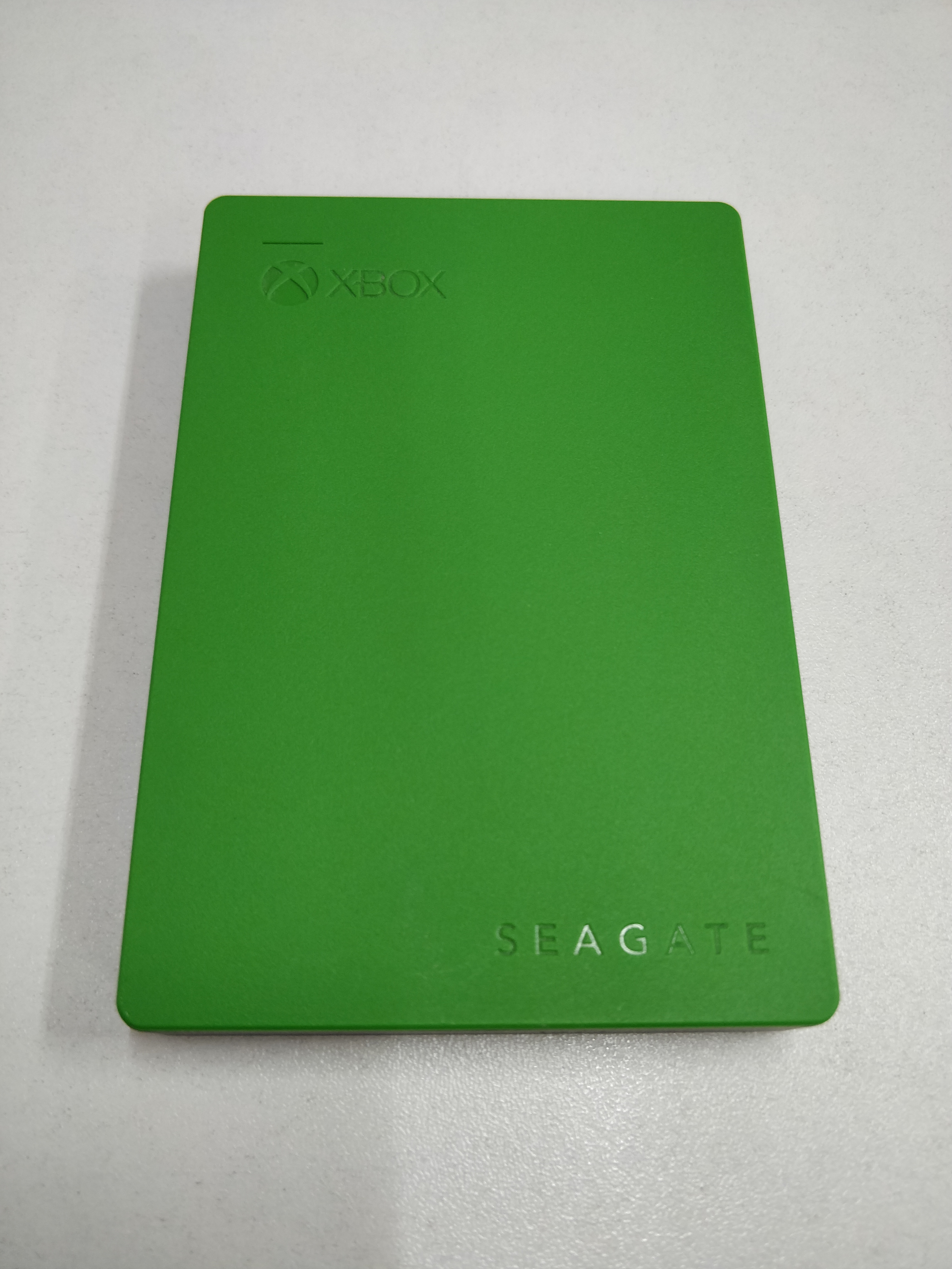 [Xbox One] Externí HDD 2 TB USB 3.0 Seagate Game Drive (estetická vada)