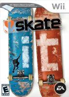 Nintendo Wii Skate It