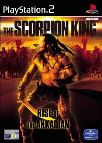 PS2 The Scorpion King Rise Of The Akkadian