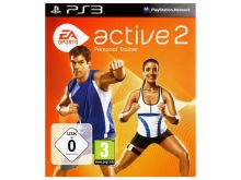 PS3 Active 2 Personal Trainer (pouze hra)