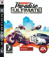 PS3 Burnout Paradise The Ultimate Box (nová)