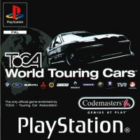 PSX PS1 TOCA World Touring Cars