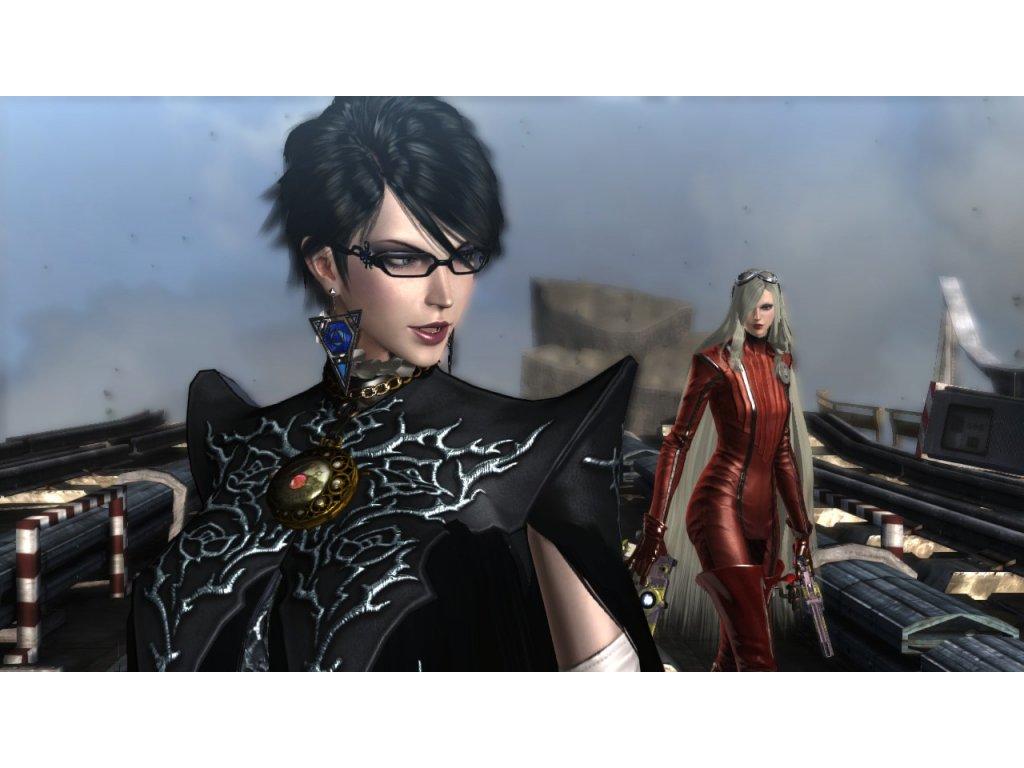 Xbox 360 Bayonetta