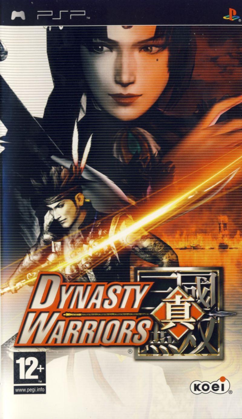 PSP Dynasty Warriors (Bez obalu)