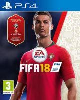 PS4 FIFA 18 2018 (CZ)