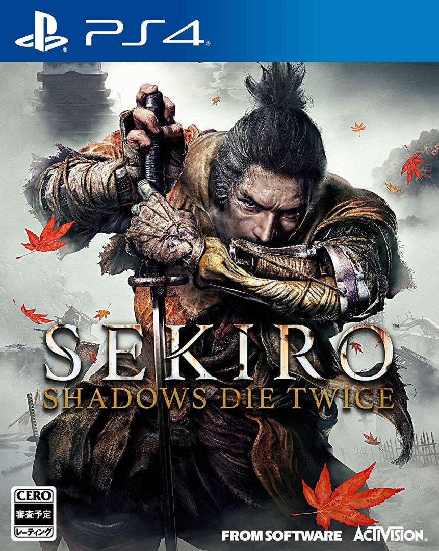 PS4 Sekiro Shadows Die Twice (nová)