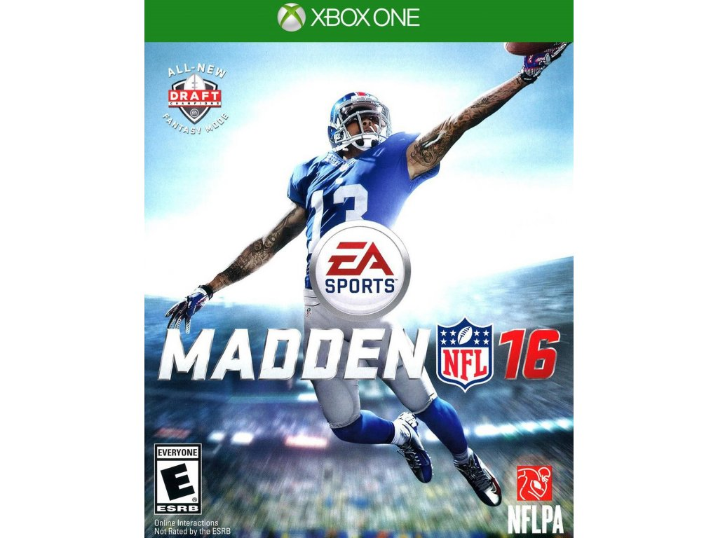 Xbox One Madden 16