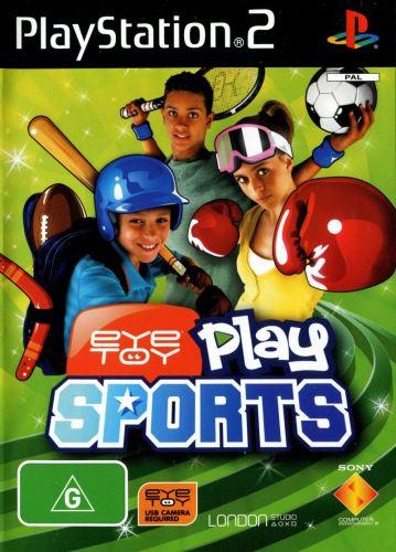 PS2 EyeToy Play Sports (CZ)