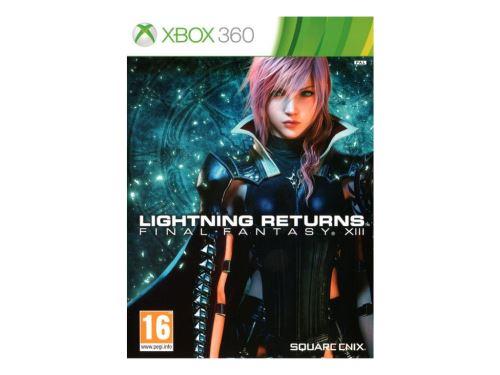 Xbox 360 Final Fantasy XIII Lightning Returns