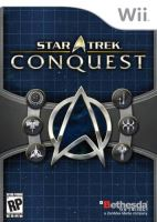 Nintendo Wii Star Trek - Conquest