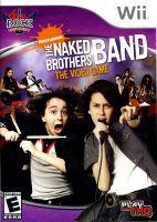 Nintendo Wii The Naked Brothers Band: The Video Game