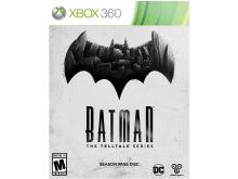 Xbox 360 Batman The Telltale Series