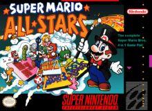 Nintendo SNES Super Mario All-Stars