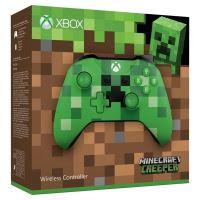 [Xbox One] S Bezdrôtový Ovládač - Minecraft Creeper (nový)