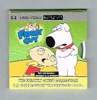 PSP UMD Family Guy: The Freakin' Sweet Collection