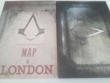 Art Book - The Art of Assassins Creed: Syndicate + Herné Mapa