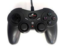 [PS2] Drátový Ovladač GameStop - černý (estetická vada)