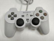 [PS1] Drátový Ovladač Sony Dualshock - šedý (estetická vada)