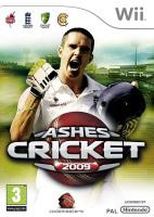 Nintendo Wii Ashes Cricket 2009