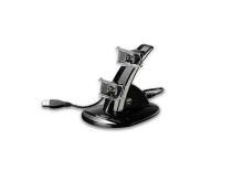 [PS3] Nabíjecí Stanice Lioncast (černá)