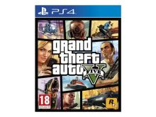 PS4 GTA 5 Grand Theft Auto V (nová)