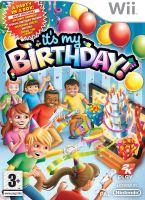Nintendo Wii It's My Birthday