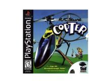 PSX PS1 R/C Stunt Copter