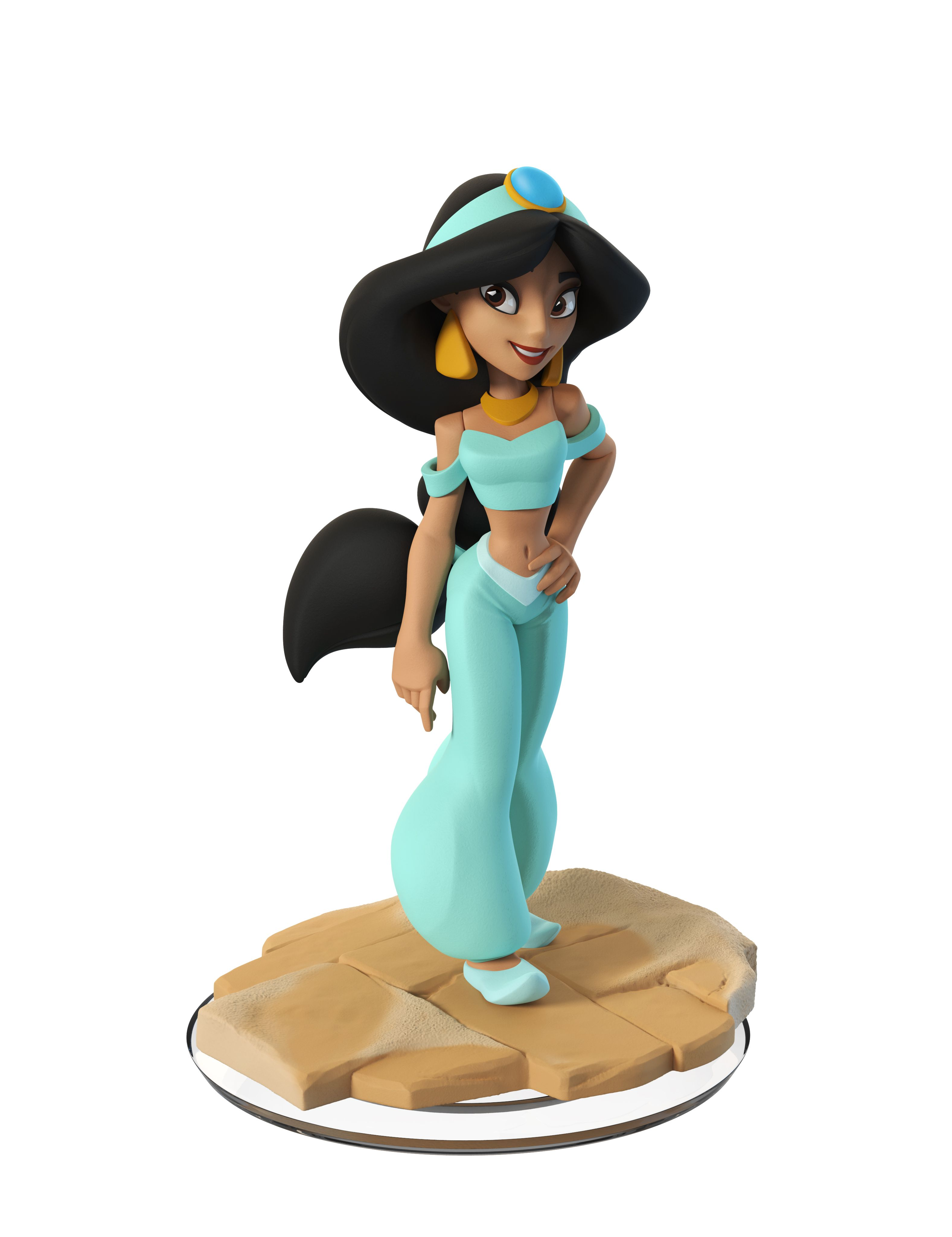 Disney Infinity Figurka - Princess Jasmine
