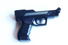 [Nintendo Wii] Nástavec - pistole černá