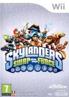 Nintendo Wii Skylanders: Swap Force (iba hra)