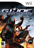 Nintendo Wii G.I.Joe The Rise Of Cobra