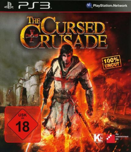 PS3 The Cursed Crusade