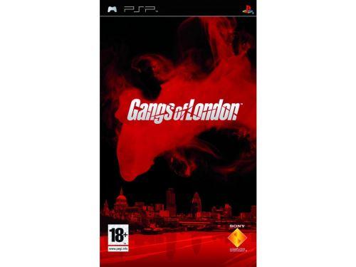 PSP Gangs of London