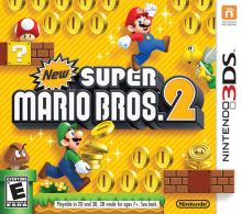Nintendo 3DS New Super Mario Bros 2