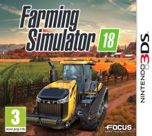 Nintendo 3DS Farming Simulator 18