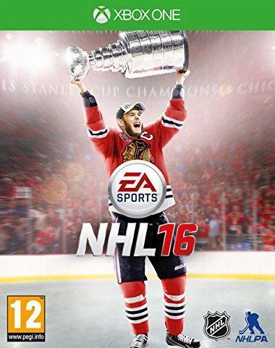 Xbox One NHL 16 2016 (CZ)
