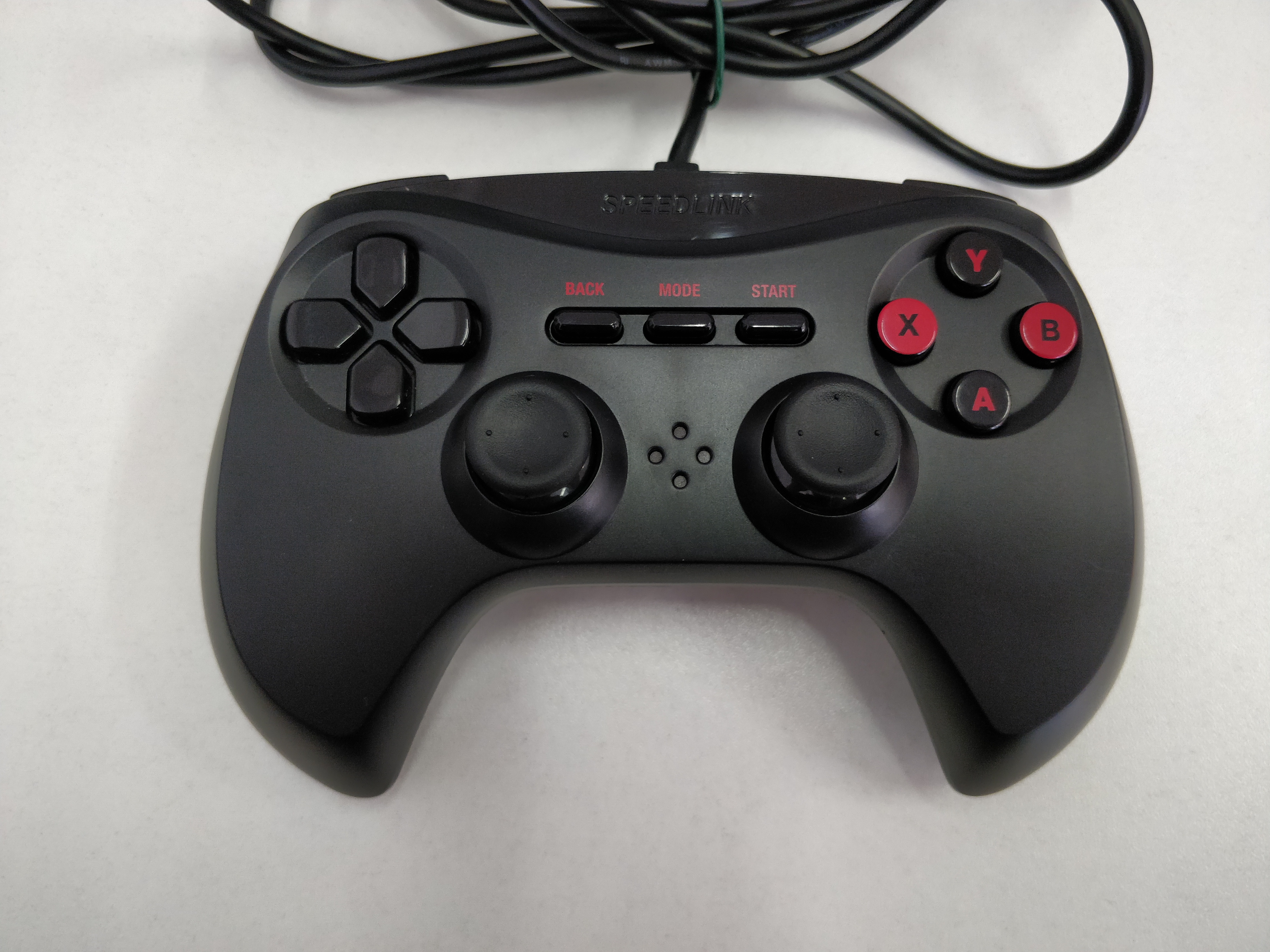 [PC] Drátový Ovladač Speedlink Strike NX - černý (estetická vada)