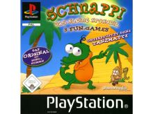 PSX PS1 Schnappi - das Kleine Krokodil (3 hry)