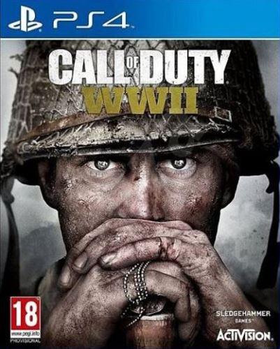 PS4 Call Of Duty WWII (bez obalu)
