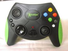[Xbox Original] Drátový ovladač Brooklyn Multimedia Cross PAD - černý