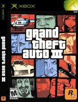 Xbox GTA 3 Grand Theft Auto III