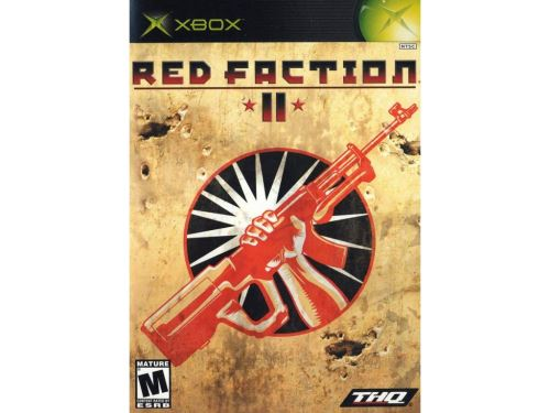 Xbox Red Faction 2