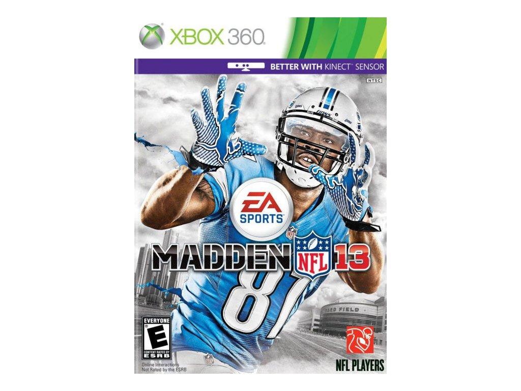 Xbox 360 Madden 13