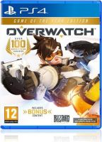 PS4 Overwatch - Game of the Year Edition